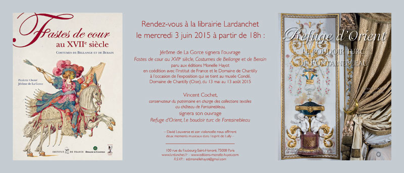 Invitation Lardanchet