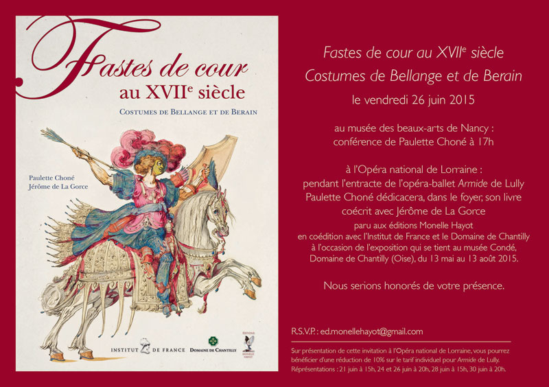 Invitation Nancy 26 juin 2015