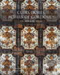 """Cuirs dorés, """"Cuirs de Cordoue"""""""